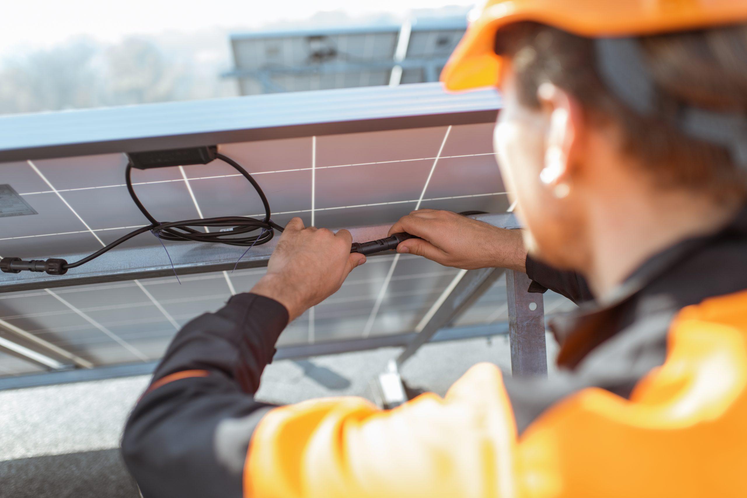 Behoud het rendement van uw zonnepanelen